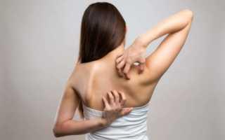 Значение приметы чешется спина для девушек и мужчин
