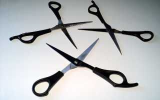 Приметы про ножницы: уронить, найти, сломать, потерять