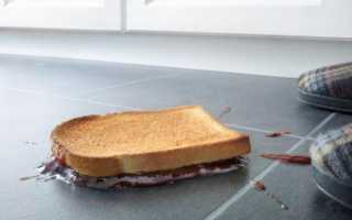 Примета про хлеб, упавший на пол и другие бытовые поверья
