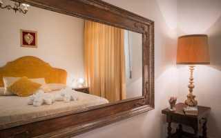 Почему спать напротив зеркала – плохая примета