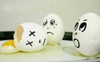 Приметы про яйца