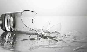 Приметы о разбитом стакане