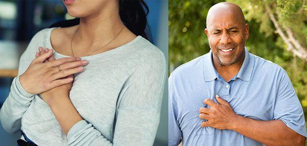 К чему чешется правая грудь примета для женщины и мужчины