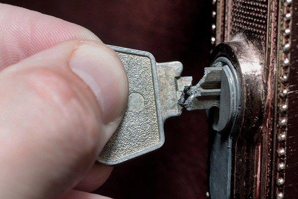 Сломался ключ