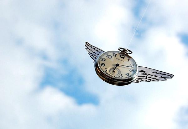 Падающие часы