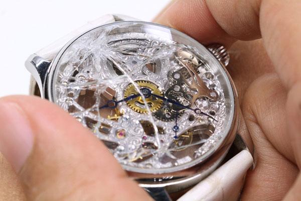 Разбитые часы