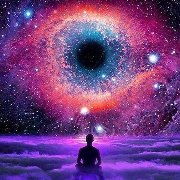 Обращение к Вселенной