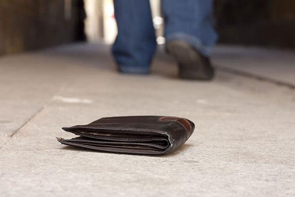 Потерять деньги