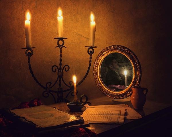 Зеркала в магических ритуалах