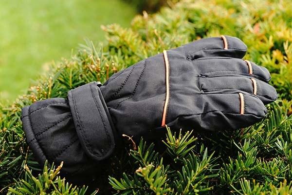 Найти перчатку
