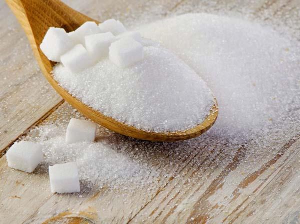 Рассыпать сахар