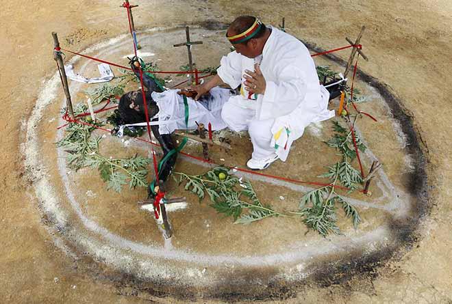 Ритуал изгнания злых духов
